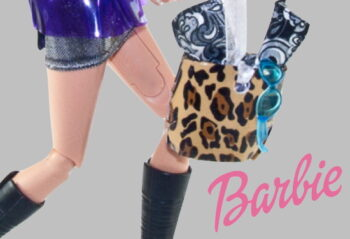 DIY Barbie Purse