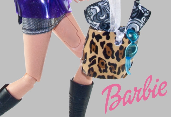 DIY Barbie Purse