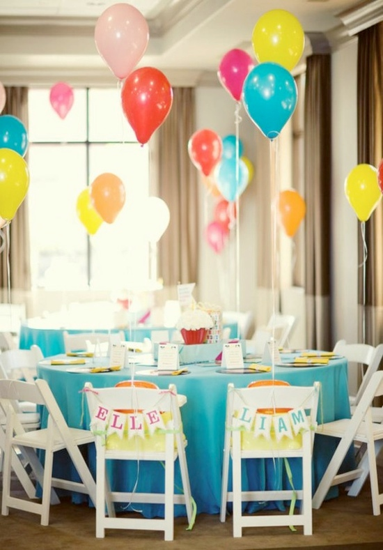 easy balloon decorations