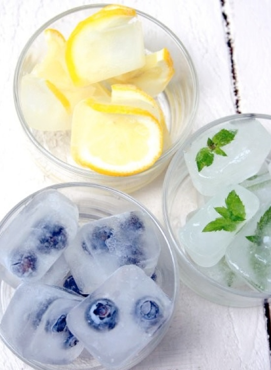 fun ice cube ideas