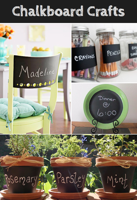 chalkboard paint ideas kids kubby