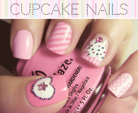 Source: ... - Cupcake Nails - Kids Kubby