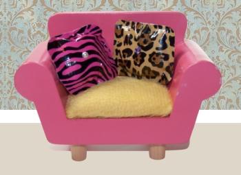 No Sew Barbie Pillows