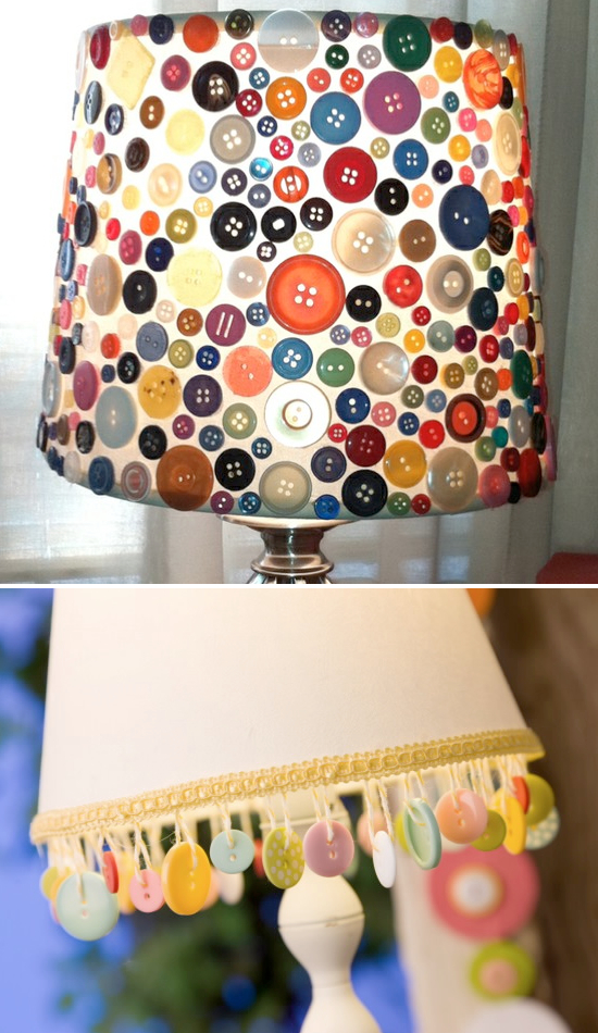 Cool lamp shade ideas kids kubby for Ideas for decorating lamp shades