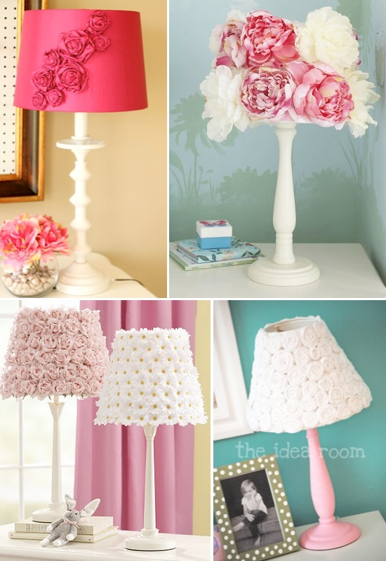 Table Lamp Diy Homemade Lampshades