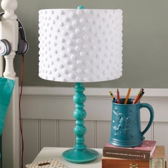 Lampshade ideas home design blog - Diy lamp shade ...