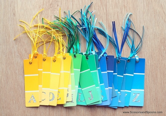 Bookmark craft ideas adults