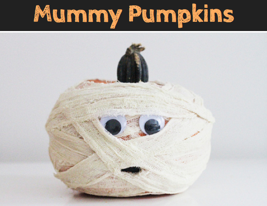 Pumpkin Ideas Without Carving