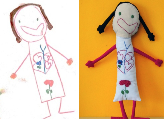 Childrens Drawings Made Real