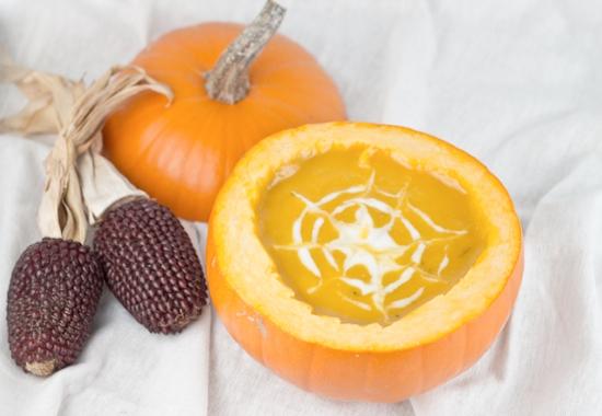 pumpkin bowl recipes