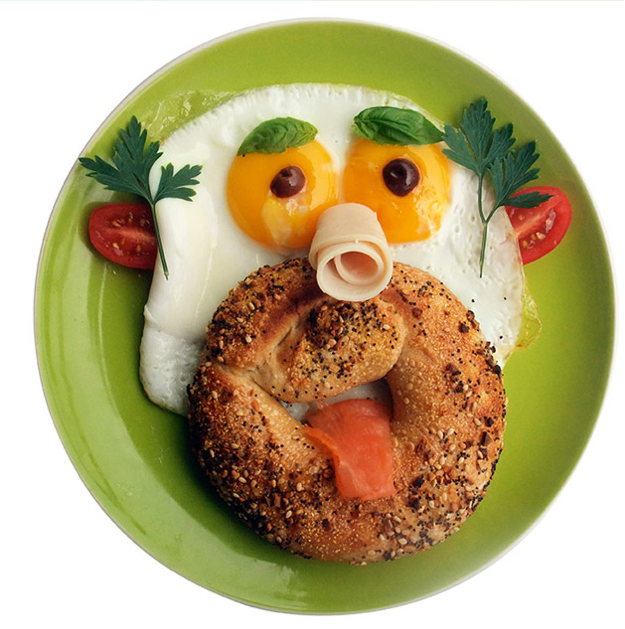 Creative Ideas For Funny Breakfast Blog
