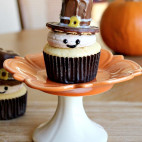 cute thanksgiving cupcakes