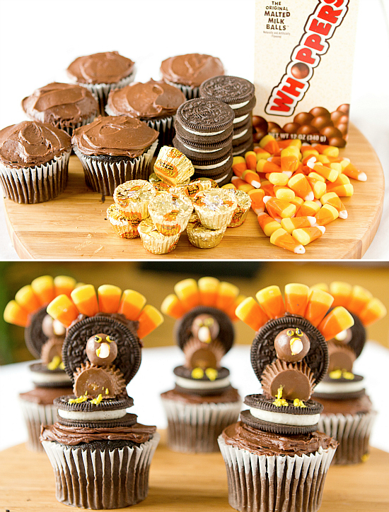 Source Tonya Staab 50 Really Cute Thanksgiving Fall Treat Ideas