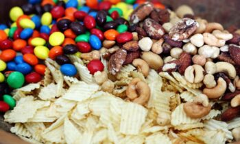 White Trash Trail Mix